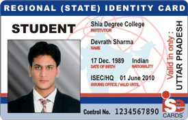 ISE Regional Card (State Discount Card)